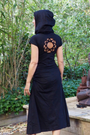 Gaia Dress Zwart