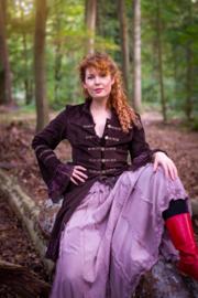 Queen Skirt Lila