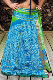 Goddess Silk Skirt Extra Breed 372