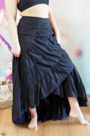 Avalon Flamenco Skirt Zwart