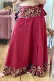 Samaya Skirt Rood