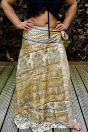 Goddess Silk Skirt Extra Breed 345
