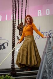 Real Gypsy Skirt Nieuw Massala