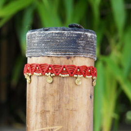 Anklet Charon Rood