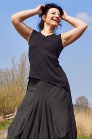 Shirtje Zwart