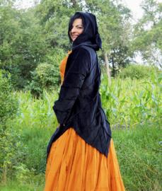 Hoodie Leef Jacket Zwart