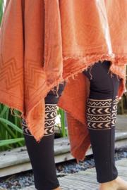 Aztec Legging Black