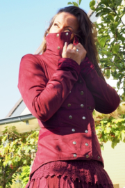Elven Jacket Marroonrood