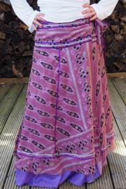Bohemian Goddess Silk Skirt 183