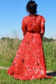 Ibzia Dress Rood