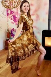 Ibzia Dress Bruin
