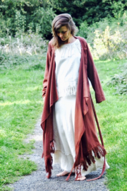 Wrap Skirt Earth Collection Gebroken Wit