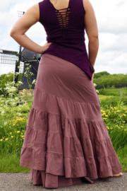 Flamenco Skirt Rose