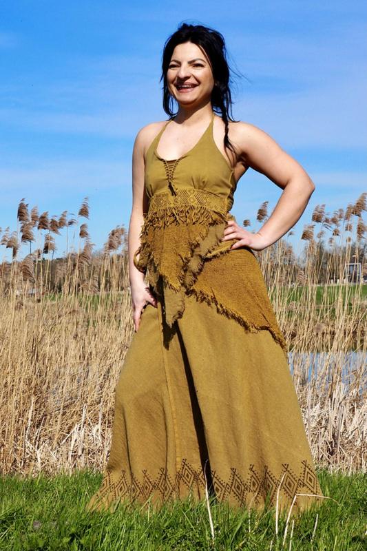 Arche Skirt Massala