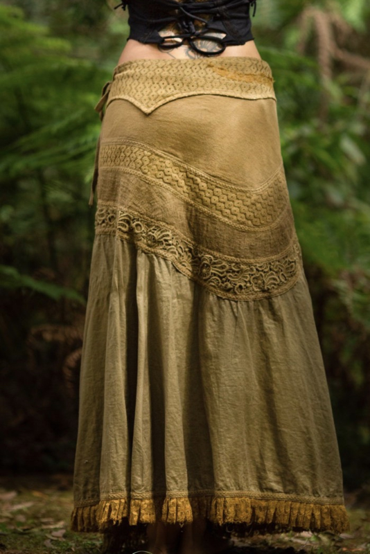 Goddess Skirt Massala