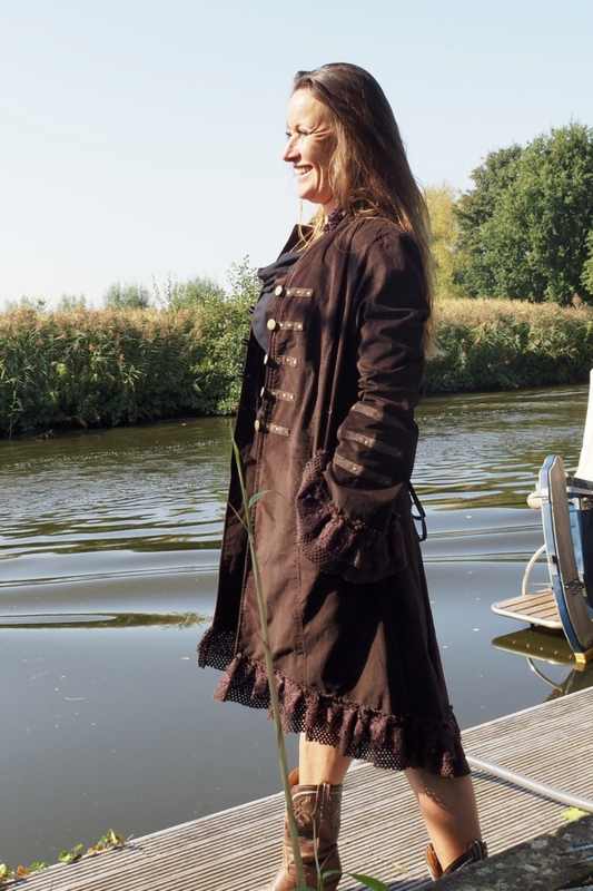 Fairy Jacket Bruin