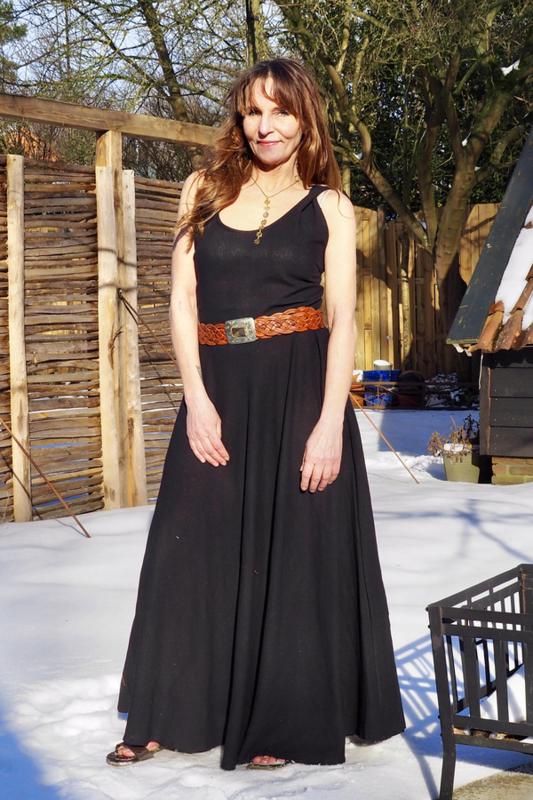 Hera Dress Zwart