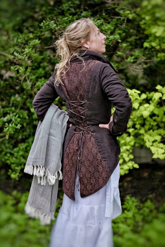 Elven Jacket Bruin