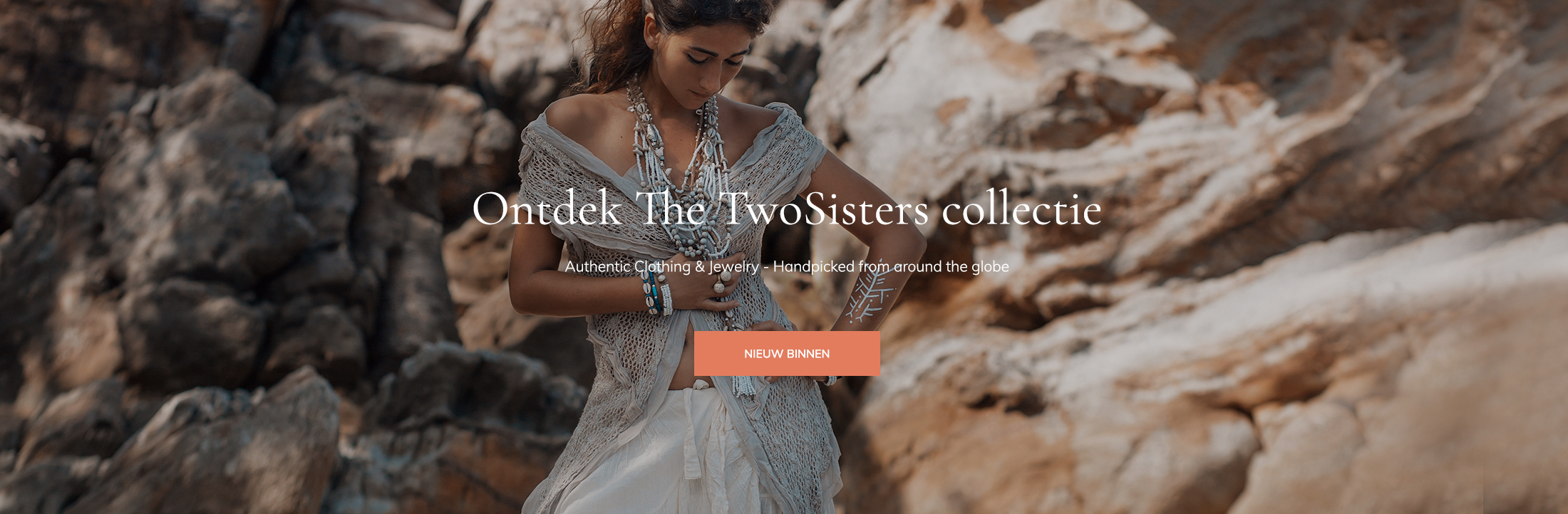 The Two-sisters webshop
