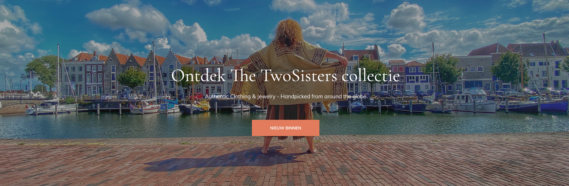 The two sisters webshop herfst/winter collectie