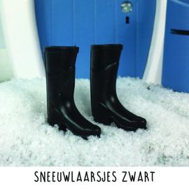 Sneeuwlaarsjes zwart