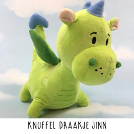 Knuffel draakje Jinn
