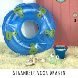 Strandset voor draken