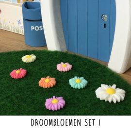 Droombloemen set 1
