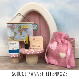 School Pakket Elfenroze