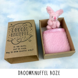 Droomknuffel Roze