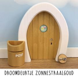 Droomdeurtje Zonnestraalgoud