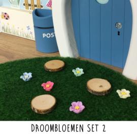 Droombloemen set 2