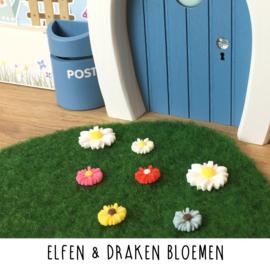 Elfen & Draken bloemen