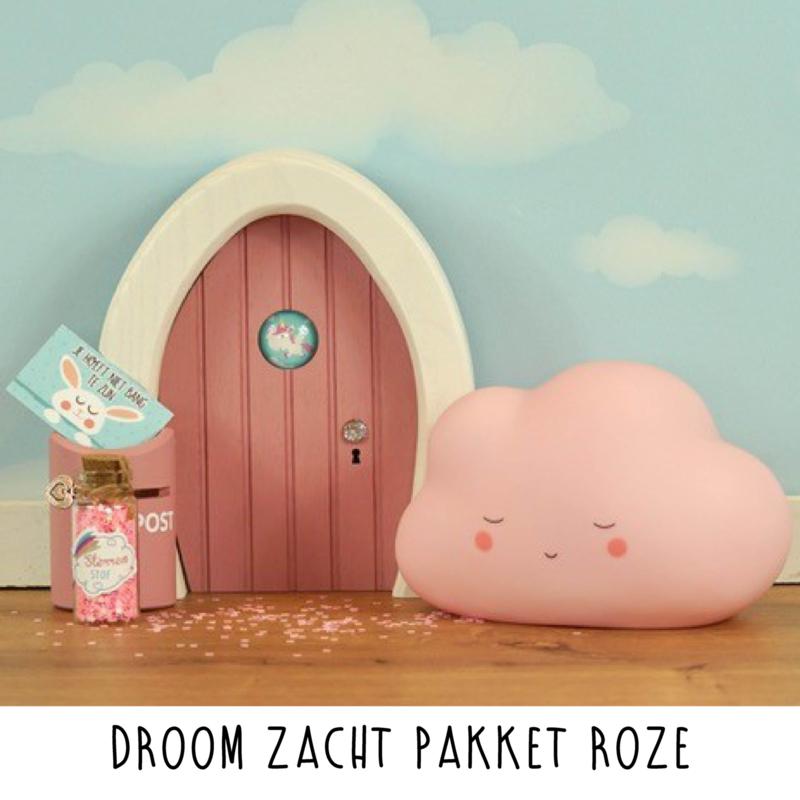 Droom Zacht Pakket roze