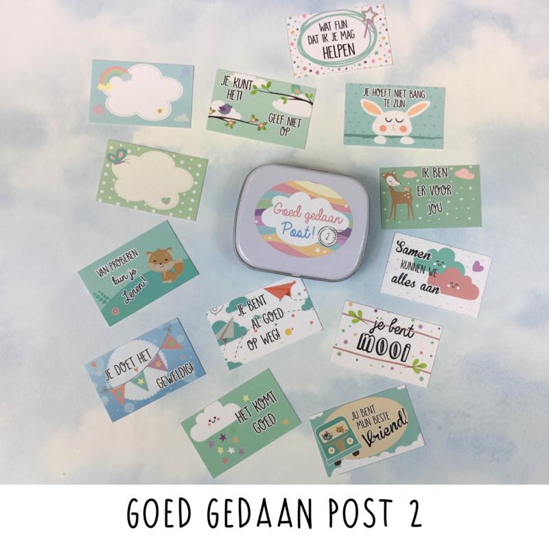 Goed Gedaan Post 2
