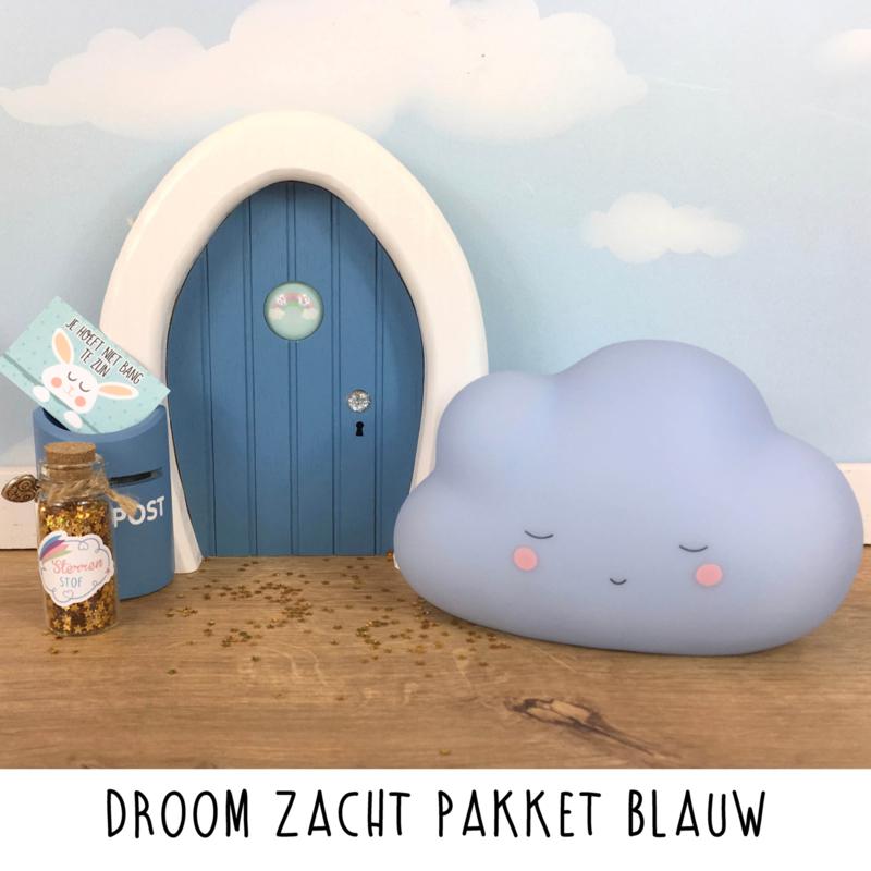 Droom Zacht Pakket blauw