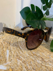 BABSEE ZONNEBRIL KATE - BROWN TORTOISE
