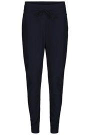 ZOSO TRAVEL PANTS - AMBER - NAVY