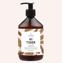 THE GIFT LABEL - HAND SOAP - HI TIGER