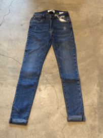 QUEEN HEARTS JEANS - PUSH UP SKINNY