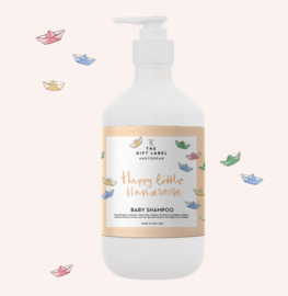 THE GIFT LABEL - BABY SHAMPOO - LITTLE HANDSOME