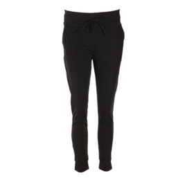 TRAVEL BROEK - BLACK