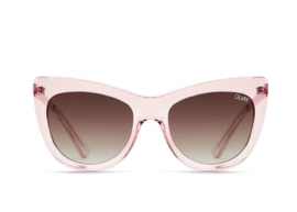 QUAY SUNGLASSES - STEAL A KISS - PINK