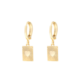 EARRING - SHOW ME LOVE - GOLD