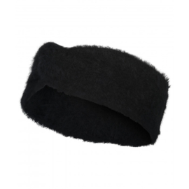 CATWALK JUNKIE - HEADBAND FUZZY - BLACK