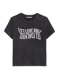 SHIRT - LET LOVE RULE