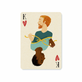 Kaart | King of hearts
