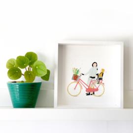 Poster A4   Bike ride