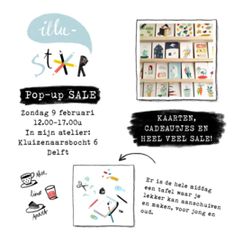 Pop-up 9 februari Delft