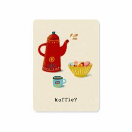 Kaart | Koffie?